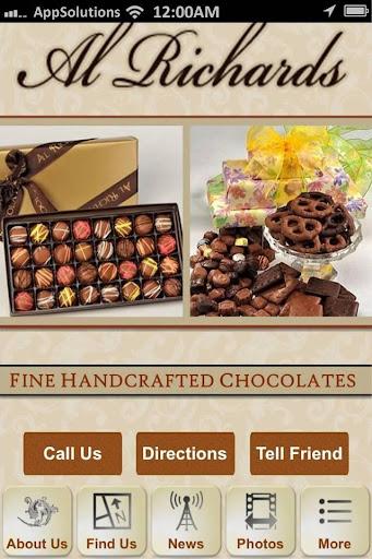 Al Richards Chocolates