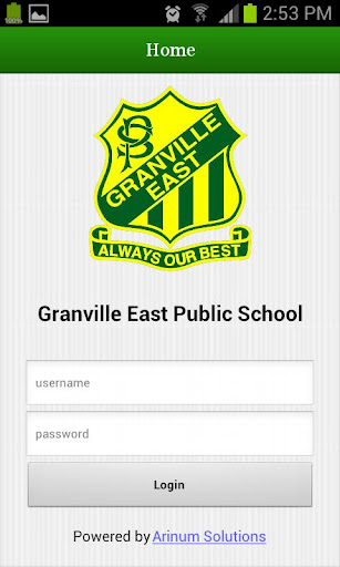 Granville East Public School