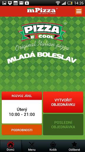 Pizza Excool Mladá Boleslav