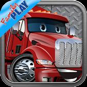 Truck Puzzles: Kids Puzzles
