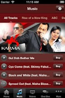 Screenshot of Ravi B and Karma