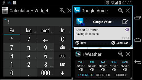 Quickly Notification Shortcuts Screenshot 2