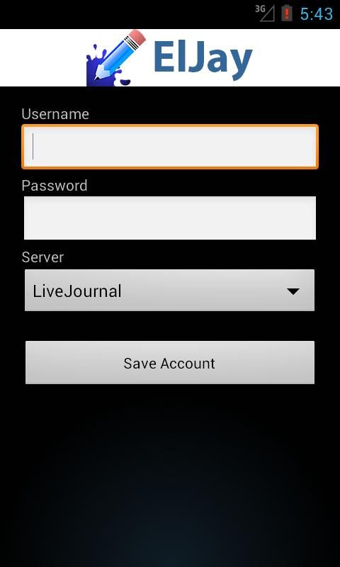 ElJay LiveJournal + More- screenshot