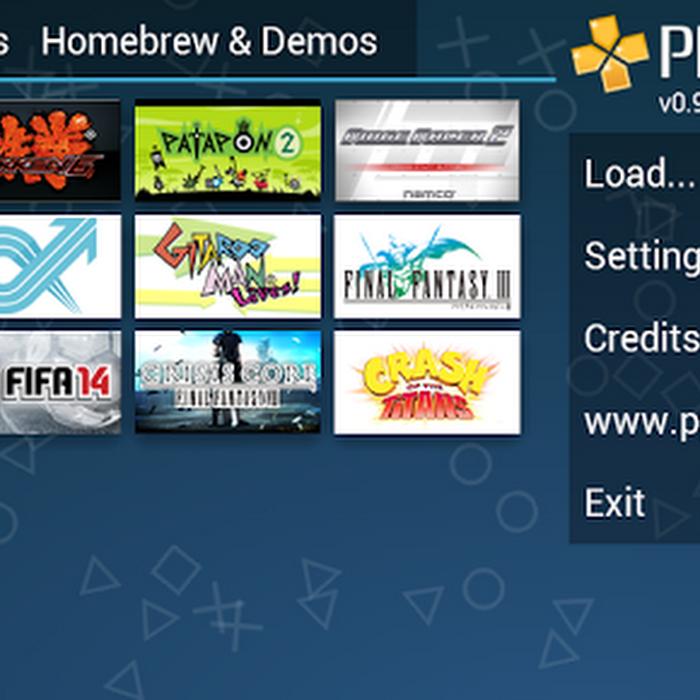 PPSSPP Gold - PSP emulator v1.1.1.0 APK
