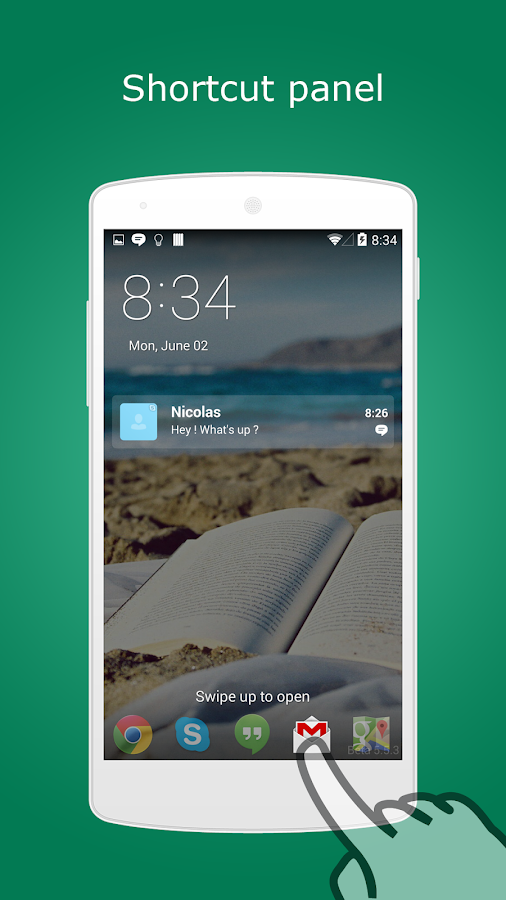 LockerPro Lockscreen - screenshot