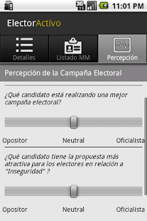 Elector Activo - screenshot thumbnail