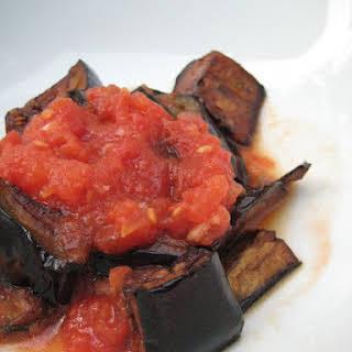 Fried Eggplant (Patlıcan Kızartması).