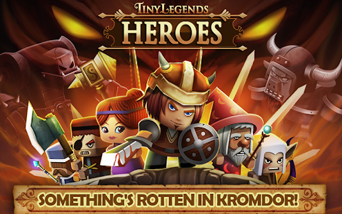 Tiny Legends: Heroes- screenshot thumbnail