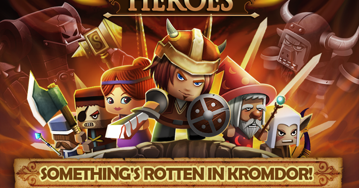 New Android Market Download Tiny Legends Heroes V1 4 1