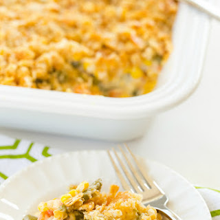 Vegetable Casserole For Kids Recipes.