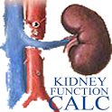Kidney Function Calculator icon