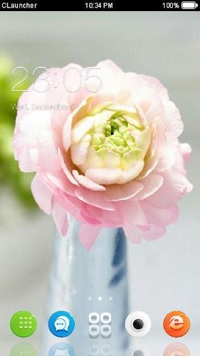 Romantic Flower Theme