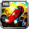 CRAZY CAR CLASH Turbo Racing icon