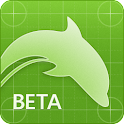 Dolphin Browser Beta logo