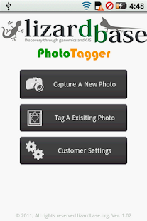 PhotoTagger - screenshot thumbnail