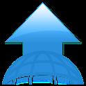 jUploader logo