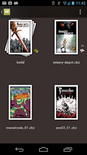 Komik Reader - Free- screenshot thumbnail