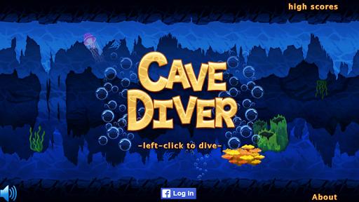 Cave Diver Premium 玩動作App免費 玩APPs