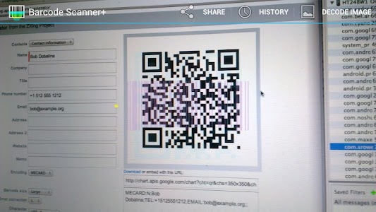 Barcode Scanner+ Simple v1.12.2