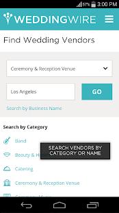 Wedding Planning App - screenshot thumbnail