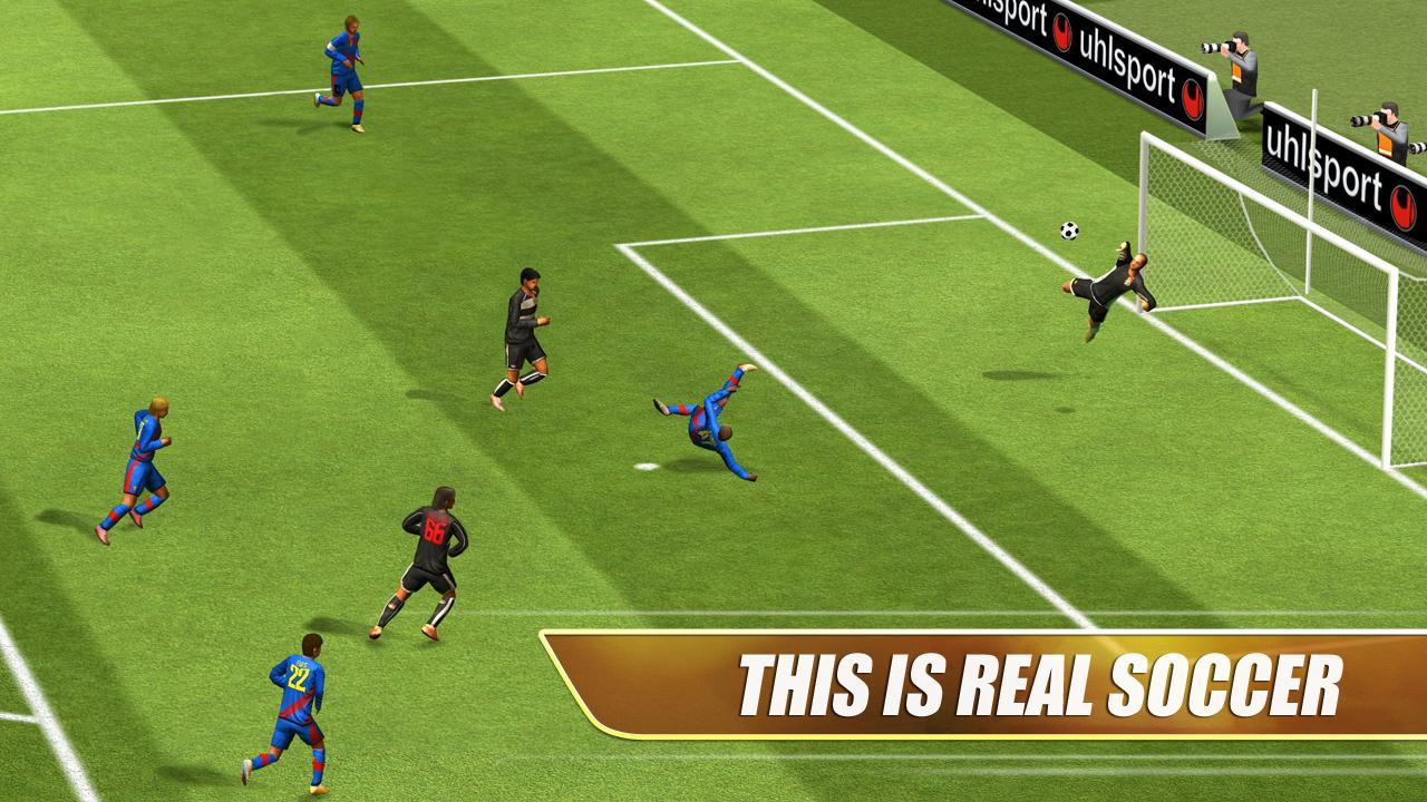 Real Soccer 2013 screenshot #5