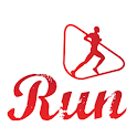Run Free logo