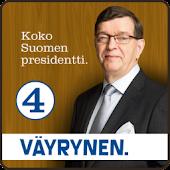 Paavo Väyrynen-Presidenttipeli