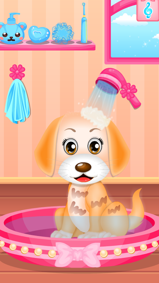 Little Puppy Care- screenshot