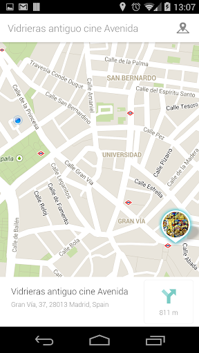 玩旅遊App|Madrid Art Decó免費|APP試玩