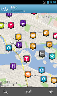 Stockholm Travel Guide Triposo- screenshot thumbnail