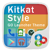 Kit Kat Style Launcher Theme