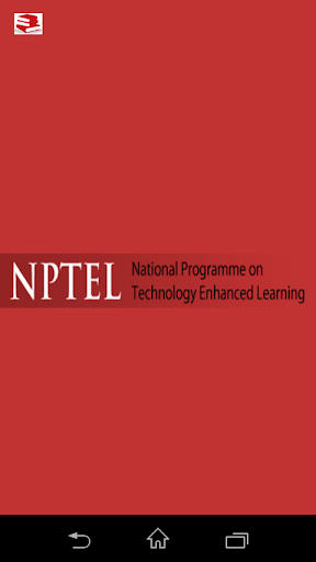 NPTEL-For All Engineering