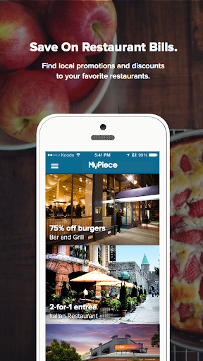 MyPiece - Restaurant Deals