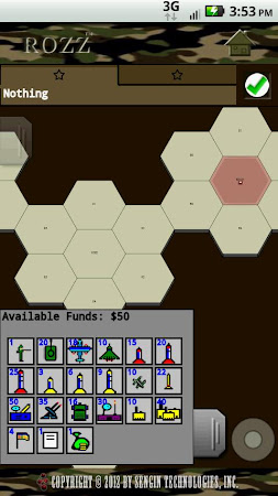 Rozz Strategy War Game: Free 2.6.0 screenshot 1141319