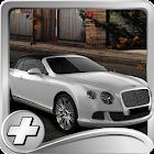 Cabrio City Car Parking 3D icon