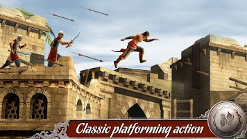 Screenshot of Prince of Persia Shadow&Flame