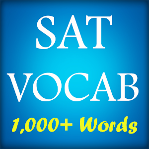 sat vocab 3 Sat vocabulary - learn these 5 sat vocab words with video help: 1 magnanimous 2 emulate 3 destitution 4 cantankerous 5 incessant for more sat tips, tric.
