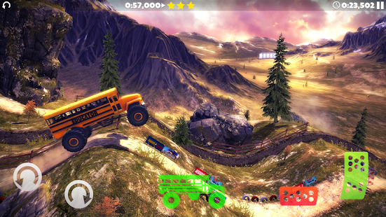 Offroad Legends 2 - Hill Climb Screenshot 1