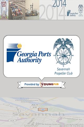 Georgia Port Event