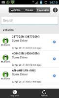 Screenshot of VDO DriveTime