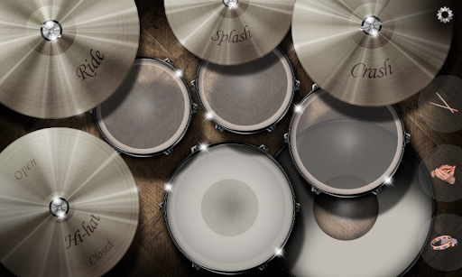 Retro A Drum Kit
