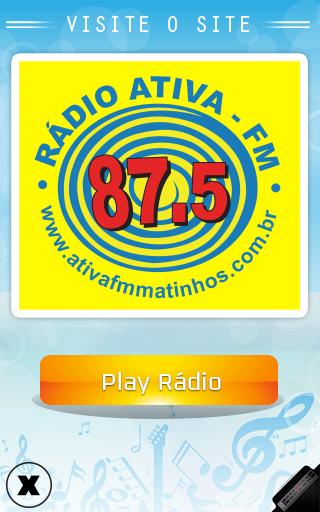 Ativa 87,5 FM for PC