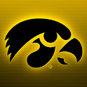 Iowa Hawkeyes Live Clock icon