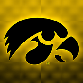 Iowa Hawkeyes Live Clock