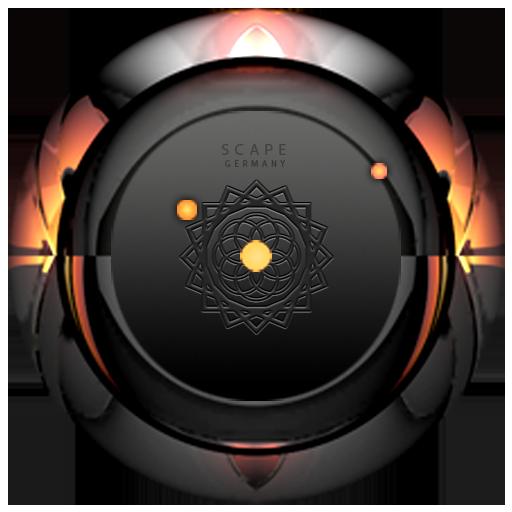 KAIO Designer Clock Widget