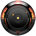 KAIO Designer Clock Widget icon