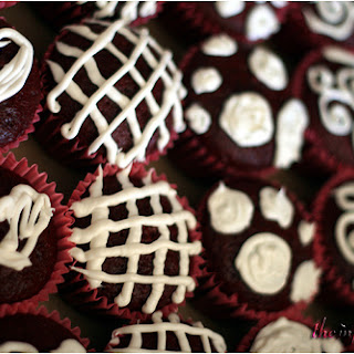 Valentine's Day Red Velvet Cupcakes recipe – 199 calories