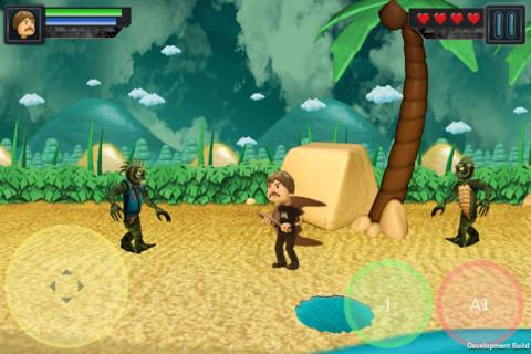 AWOLNATION: Megalithic Mayhem - screenshot