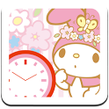 SANRIO CHARACTERS Clock2 icon