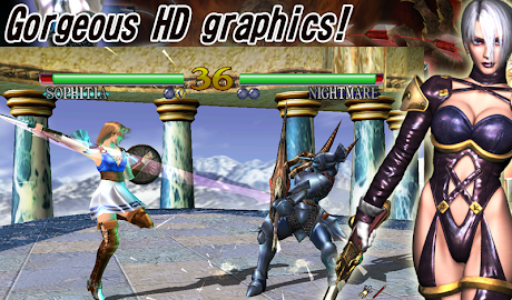 SOULCALIBUR Screenshot 5